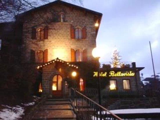 Hotel Bellavista: bellissimo anche fuori la sera