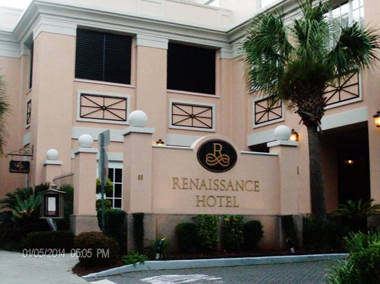 Renaissance Charleston Historic District Hotel: Outside