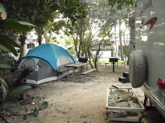 Boyd's Key West Campground: there are 5 site in this pic