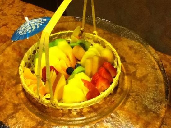 Ristorante Giapponese LAKHU: frutta mista