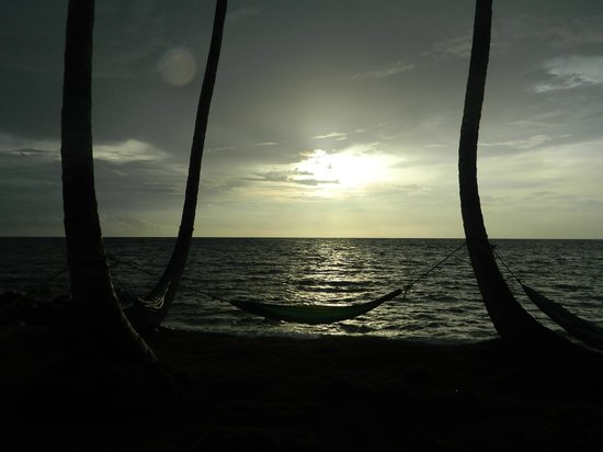 Derek's Place : sunset