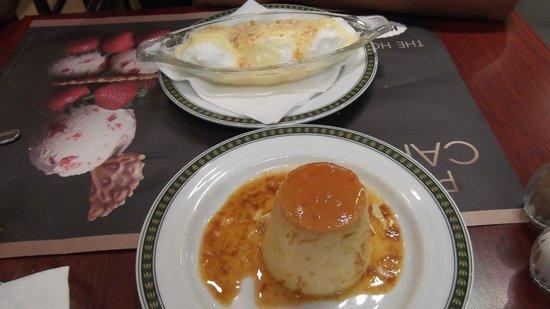 El Cortes Ingles cafetaria
