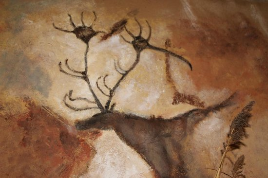 Celtic and Prehistoric Museum: copies of art found on caves (I think)
