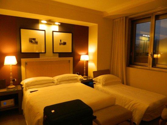Starhotels Tuscany: Quarto amplo