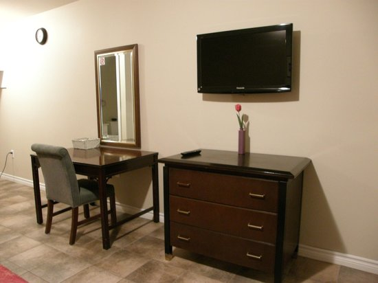 Rothesay Motel: 더블룸