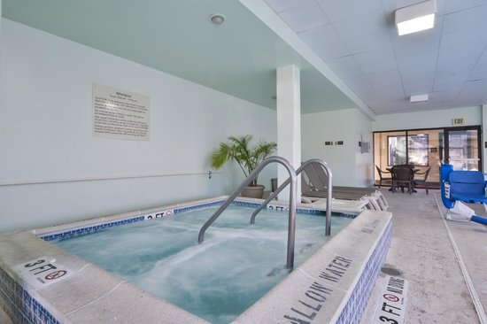 Hampton Inn Lehighton (Jim Thorpe Area): Whirlpool