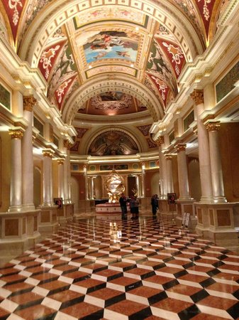Venetian casino adresse