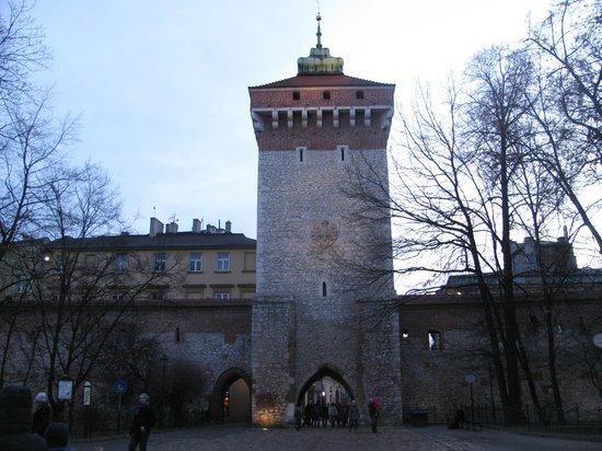 St. Florian's Gate (Brama Florianska) : St. Florian´s Gate