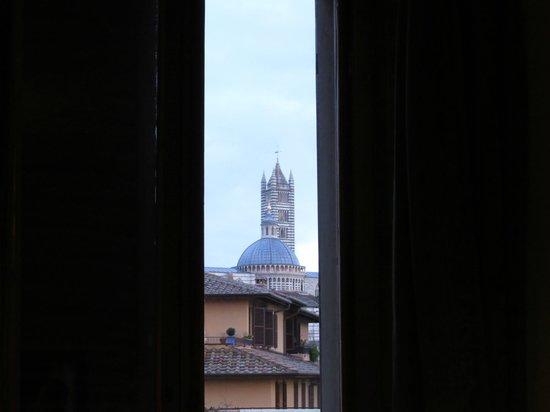 Hotel Chiusarelli: Vista dalla stanza