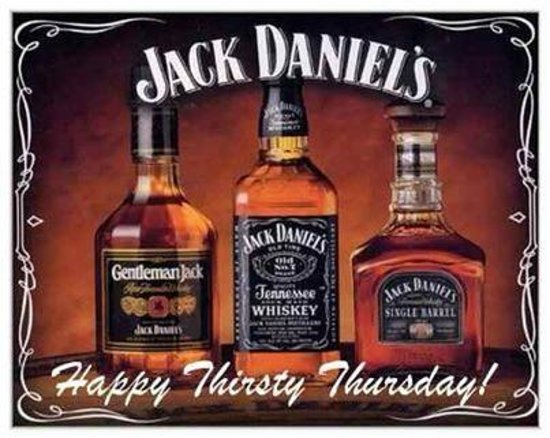 Jack Happy Thirsty Thursday - Picture of Rock N Rolla ...