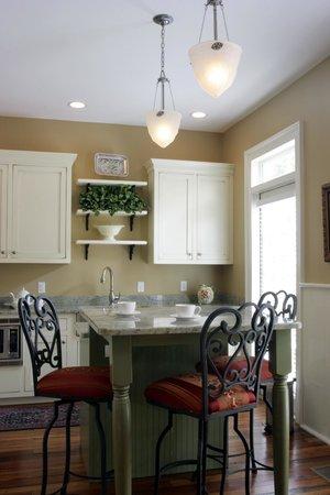 Luxury Living Savannah: Washington Square House