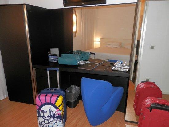 Urban Hotel Design : La nostra camera