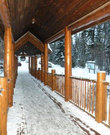 Auberge Du Lac Taureau: Entrée