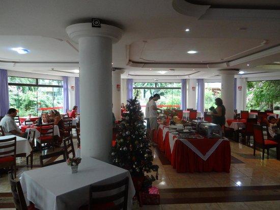 Iguassu Holiday Hotel: cafe