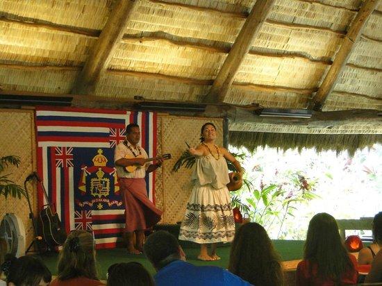 Polynesian Cultural Center: Taniec Hula