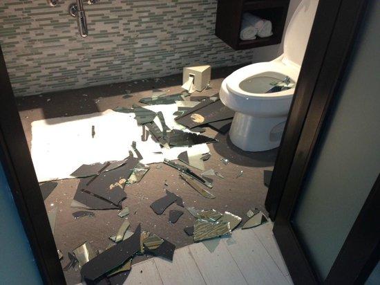 The Palms Hotel & Spa: Broken Shards