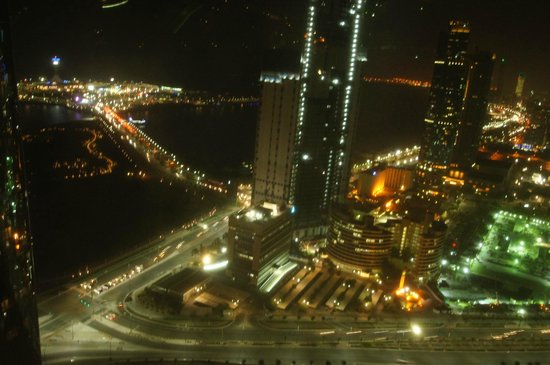Jumeirah at Etihad Towers: A Room With a View!