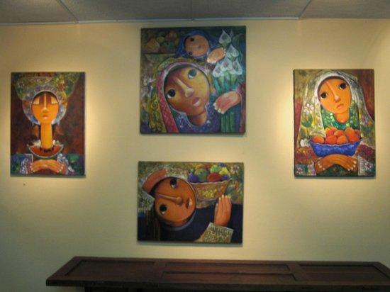 Huillacuna Casa del Arte : Arte-Art-Kunst (Gualsaqui)