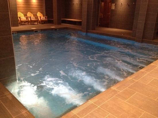 Hotel FitzRoy: piscine