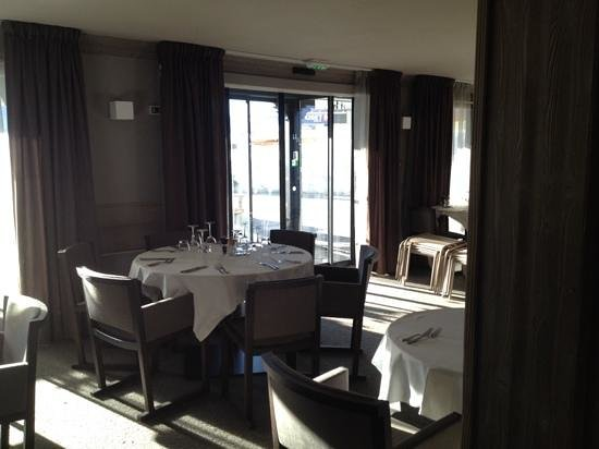 Hotel FitzRoy: restaurant
