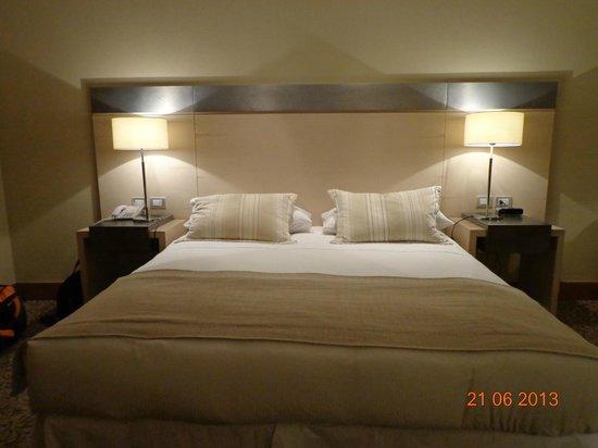 Radisson Hotel Puerto Varas: Suíte Maravilhosamente confortável