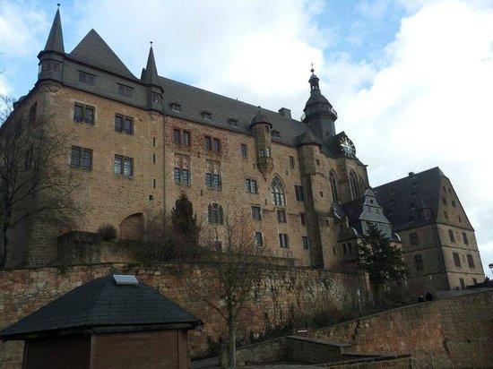 Marburger Landgrafenschloss Museum: Burg Marburg
