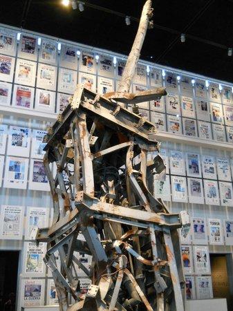 Newseum: 9/11