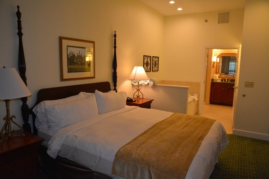 Marriott's Manor Club at Ford's Colony : Bedroom