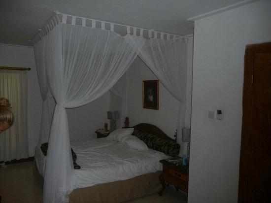 Keraton Jimbaran Beach Resort: unser Zimmer