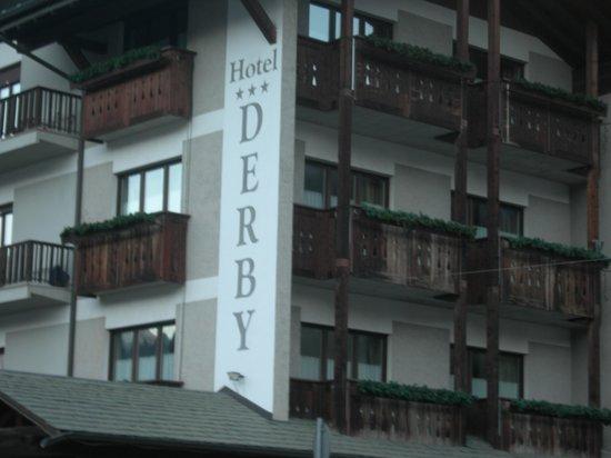 Hotel Derby : The Derby Ghost Hotel