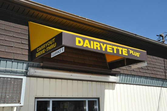 "Dairyette ""Plus"""