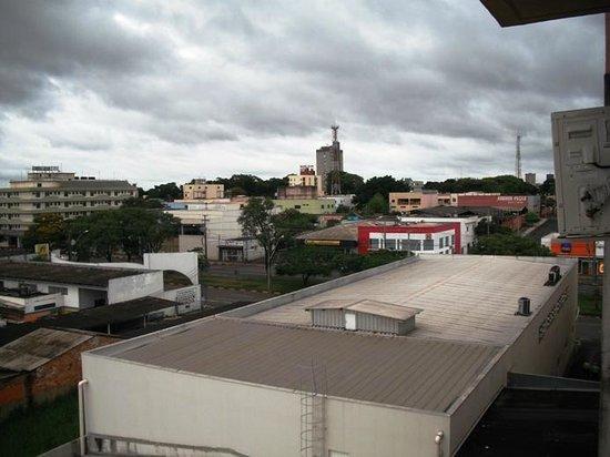Lider Palace Hotel: VISTA PARAGUAI