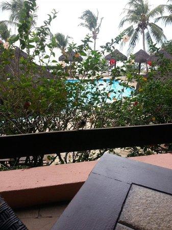 Hotel Marinas: Vista do restaurante