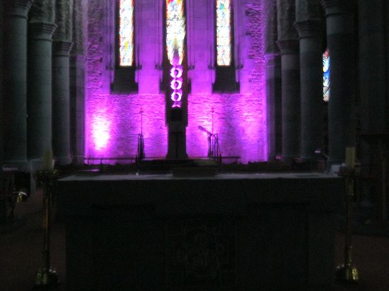 St. Mary's Cathedral: Interior