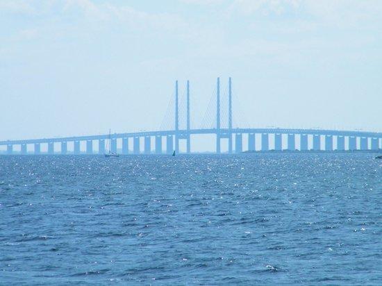 Puente de Oresund: Oresund Bridge.