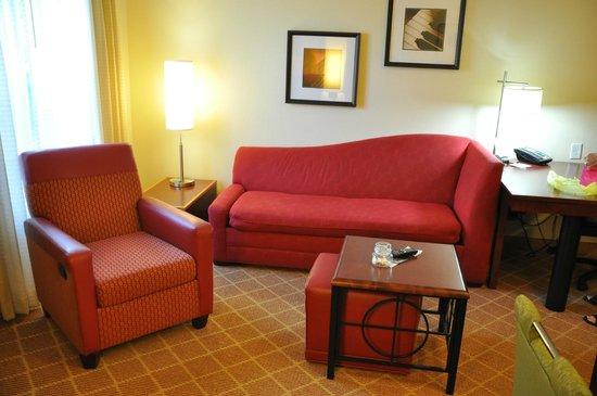 Residence Inn Paducah : Room