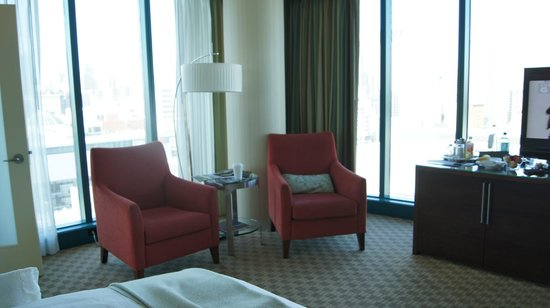 InterContinental San Francisco : Seating Area