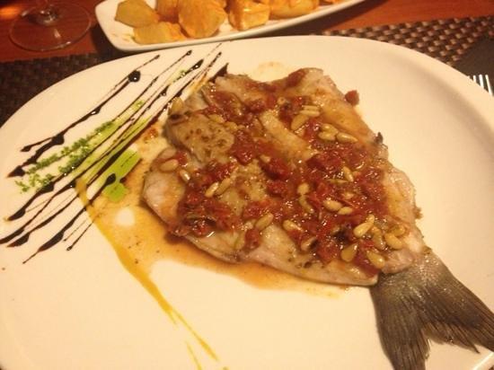 Taberna del Corso: Fisch