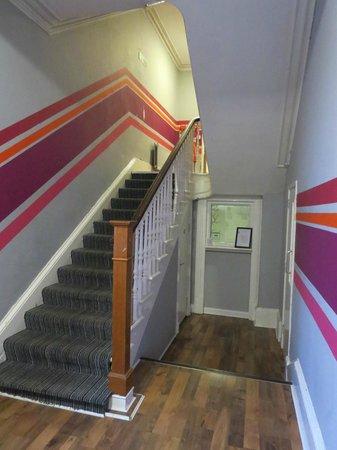 Paddy's Palace Belfast : entrance