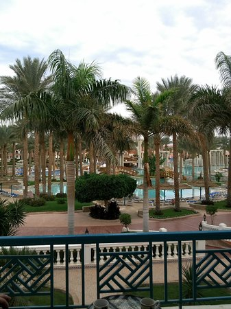 lti Tropicana Grand Azure: room with a view