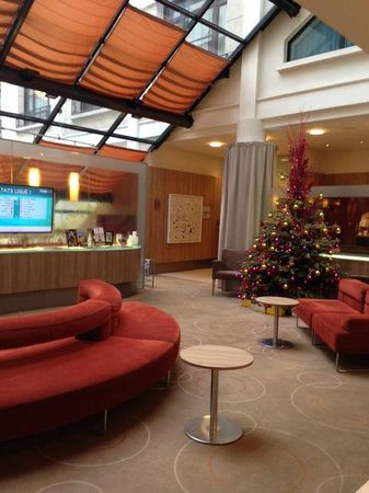 Citadines Saint-Germain-des-Pres Paris: Hotel Lobby