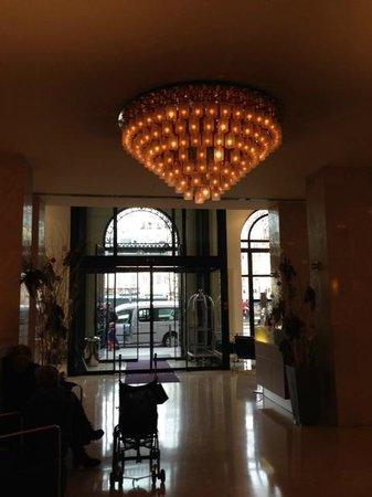 Citadines Saint-Germain-des-Pres Paris: Lobby
