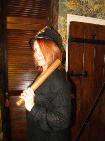 The Old Lockup: Truncheon