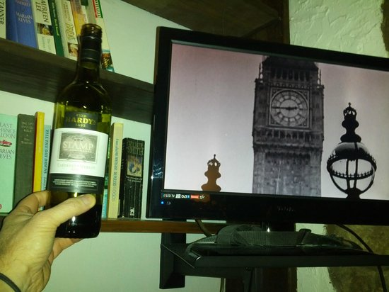 The Old Lockup: Smallest TV