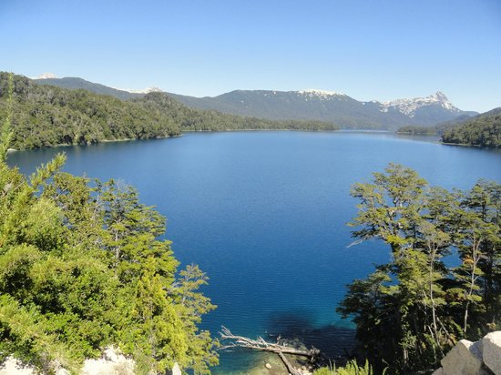 Route of the Seven Lakes : Lago