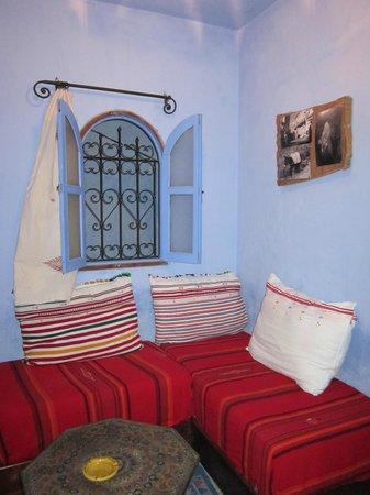 Apartments Dar el Moualim: pequeño salón en la cocina