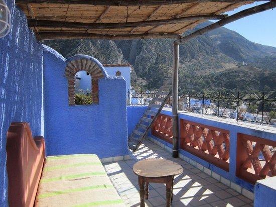 Apartments Dar el Moualim: terraza