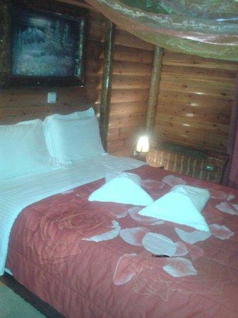 Oneiro Resort: Κρεββατι
