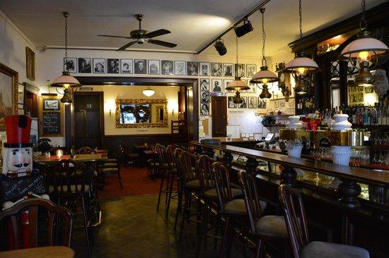 Gasthaus Krombach : Vue générale de l'intérieure