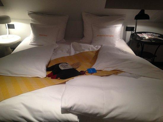 25hours Hotel beim MuseumsQuartier: Room